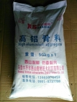 新疆耐火材料高铝骨料